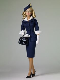 TONNER SHELLY AIR STEWARDESS 2012 TONNER CONVENTION IN STOCK NOW! ONLY 150 MADE
