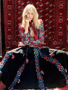 Vogue Russia October 2015
