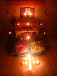 Altar de Pedro Infante