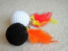 Crochet cat toy | The House of Meow