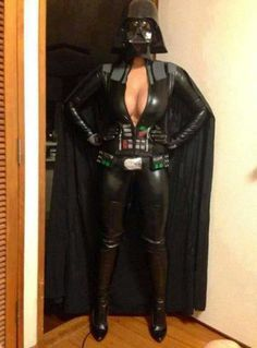 Female Darth Vader