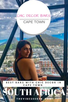 Best Bars with Chic Decor Cape Town Cape Town South Africa, Fun Cocktails, Cool Bars, Wine Tasting, Explore, Adventure, American, Chic, Travel