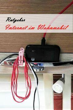 Internet im Wohnmobil, Wlan im Auto und allgemein INTERNET für unterwegs! So wirds gemacht, das brauchst du dazu und auf das solltest du achten.