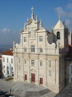 The Cathedral of Sé Nova