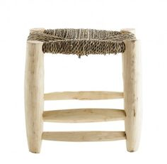 Palm Leaves Stool by Tine K Home