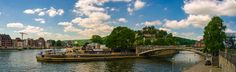 Namur: Citadel & Rivers La Meuse & Sambre | Flickr: partage de photos!