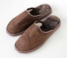 71cd327531459 15 Best Men Slippers images in 2017 | Slippers, Mens slippers, Leather