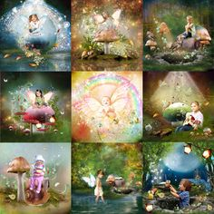 New kit Lullaby of the leaves by MagicalReality Tx4L