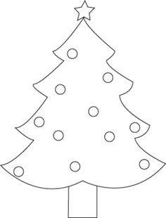 arbol navidad - Dibujo De Arbol De Navidad