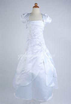 Communion/First Communion/Holy Communion/Flower Girl/Party Dress