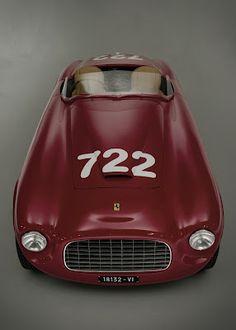 Classic Ferrari.