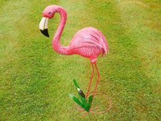 Frankie the Flamingo! from Olive and Sage