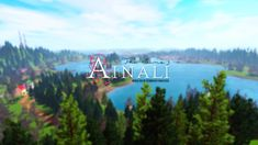 technicallyswagpizza: AINALI by... - The Sims 3, mostly. Sims 3 Worlds, Aurora Sky, Soil Texture, Wild Nature, Perfect World, Far Away, More Pictures, Great Places, Finland