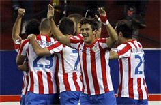 Atlético 2 - 1 Hannover.   The Rojiblancos beat Hannover in the first leg of the QFs of the Europa League, through a late golazo by Eduardo Salvio. Read more about the match here...