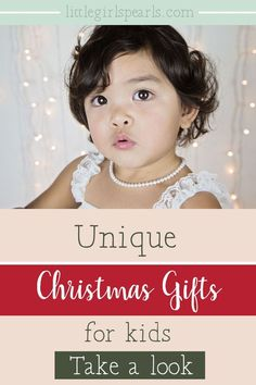 "Shop today to find unique and beautiful Christmas gifts for girls. Lovely heirloom pearl jewelry - a great way to start a family Christmas tradition. ""Grow with Me"" styles to be sure it fits her for years to come. Unique Gifts For Girls, Gifts For Kids, Silver Bracelet For Girls, Silver Bracelets, Silver Rings, Pearl Necklaces, Pearl Earrings, Handmade Pearl Jewelry, Christmas Gifts For Girls"