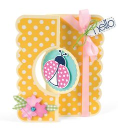 Sizzix Framelits Stephanie Barnard Bugs Dies With Stamps