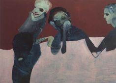 """We"" by Kristin Vestgard - artist - Cornwall"