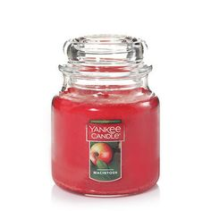Macintosh any size candle