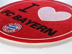 Bayern München Teppich