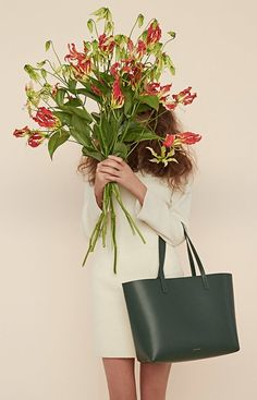 We're in LOVE with the new Mansur Gavriel campaign photos