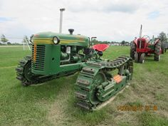 1951 Green  Oliver Cletrac  HG crawler