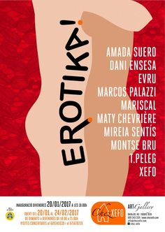 Erotika - Art Gallery Chez Xefo