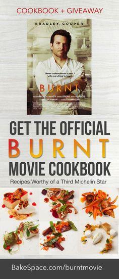 burnt movie cookbook