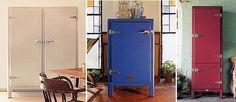 The Most Beautiful Refrigerators by Meneghini