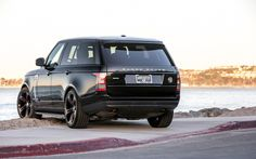 I am greatful for my Range Rover.