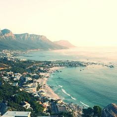 Cape Town from above by coda_za.