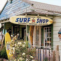 northern light surf shop - bodega