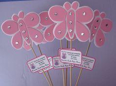 tarjetas de mariposas para baby shower imagui baby shower con mariposas como tema 500x369