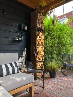 Garden - Looking inside at geerteke , Easy Garden, Outdoor Decor, Backyard Inspiration, Outdoor Living Rooms, Garden Room, Outdoor Deco, Outdoor Living, Home And Garden, Garden Inspiration
