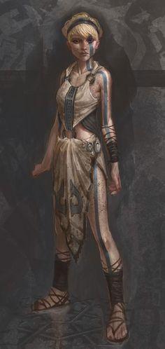 Pandora from God of War III