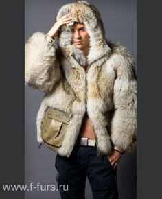 VK is the largest European social network with more than 100 million active users. Fur Fashion, Mens Fashion, We Wear, How To Wear, Mens Fur, Good Looking Men, Fur Collars, Sexy Men, Guys