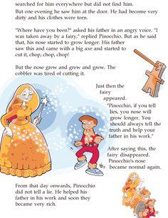Grade 2 Reading Lesson 9 Fairy Tales - Pinocchio (2)