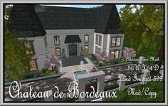 Second Life Chateau de Bordeaux