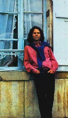 *m. Last Known Photos of Jim Morrison (7)