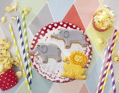 Kekse, Zirkus, Löwe, Elefant, Kindergeburtstag, Tambini.de, Food: Sarah Brandt