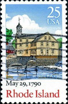 Happy Birthday Rhode Island 222 years!