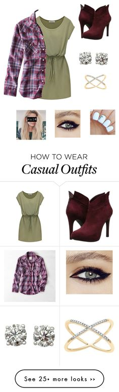 """""""Casual Wear"""" by petite-chic on Polyvore"""