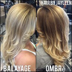 Hair by Jayleen, the Hot Seat salon, Balayage vs ombré, blonde Balayage, blonde ombré, San Diego salons, summer hair, California hair, sd hair, sd hairstylist, Schwarzkopf, blonde me