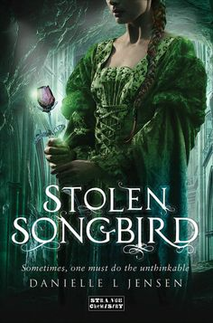 Stolen Songbird - Danielle L. Jensen. I absolutely loved this book. I did not want to put it down! Now that it has ended, I have to wait until 2015 to find out what happens next. Chest heavy, teary eyed...was an amazing read!