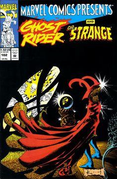 Marvel Comics Presents # 102 by Sam Kieth