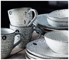 House Doctor Servies Rustic