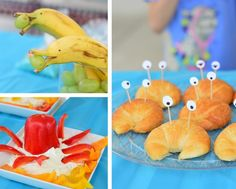 Two Easy Kids Party Ideas: Into The Woods & Under The Sea