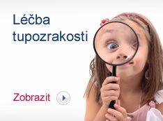 Léčba tupozrakosti