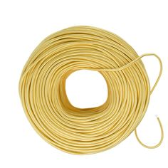 Shine Pendant Cord in Bulk - Yellow Gold from Color Cord Company