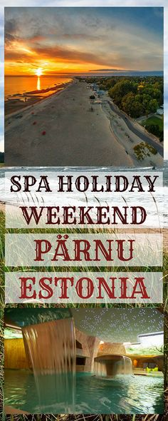 Late Autumn tends to be quite miserable in Norther Europe and it's the thoughts of inevitable X-mas festivities that barely brighten the mood. Planning for a quick last-minute get-away can be tough, even if you have a budget. Here is your guide how to spend a great SPA Holiday in Pärnu Estonia