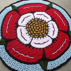 Being a bit of a History nut, I have always loved the Tudor Rose and the story behind it. It was actually a bit of early propaganda, popping up everywhere to reassure the English that the monarchy was once again settled, happy, and prosperous. It was a very welcome symbol for a people that had grown very weary of wars and the throne changing hands quite frequently. Henry VII commissioned the Tudor Rose - a marriage of the Red Rose of Lancaster and the White Rose of York - and he saw that it…
